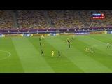 Украина - Швеция: Евро-2012(краткий обзор матча)