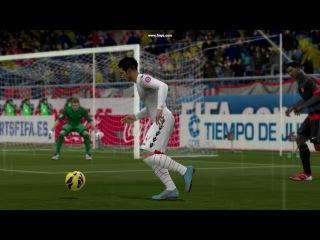 Nice goal by Edu Vargas(FIFA13)