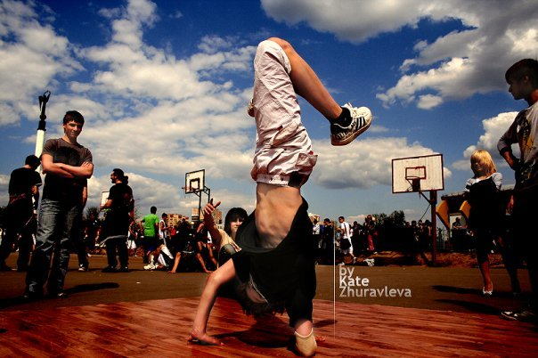 Турнир по стритболу на Кубок Мэра города Одинцово А.А. Гусева