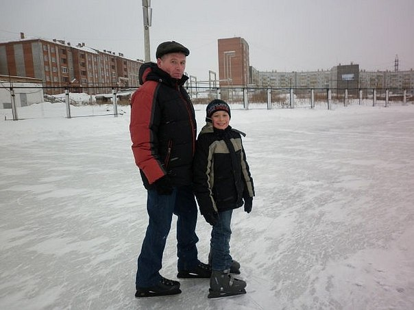 Глеб Пахотников | Лесосибирск