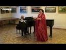 Сольный концерт Марины Шагуч в Российском центре науки и культуры в Праге
