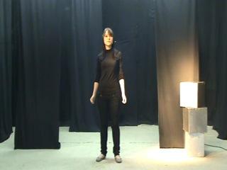 Сценическая речь. Поэзия. 3 курс