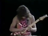 Eddie Van Halen - Eruption Guitar Solo
