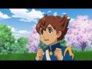 Inazuma Eleven Go  Одиннадцать молний: только вперед - 1 серия [Enilou & Allestra]