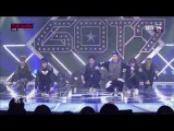 [PERF] 140128 GOT7 - Intro + Girls Girls Girls @MTV The Show