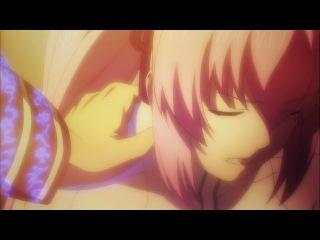 AnimeLand.Su_Hagure Yuusha no Estetica / Потерявшийся герой забрал девицу домой - 4 серия   Absurd & Eladiel