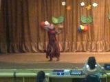 Эстрадный танец
