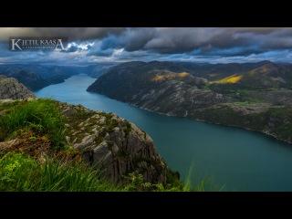 Норвегия - страна фьордов и троллей