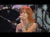 Stevie Wonder & Hyorin & Aaron Kwok - I Just Called To Say I Love You [MAMA 2013]