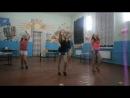 наш танец на осенний бал))