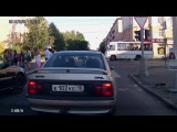 Перекресток Анохина-Ленина, урод на Subaru к500ус10