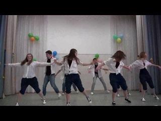 Танец в коледже