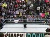 WWF SmackDown! 22.02.2001 - Мировой Рестлинг на канале СТС / Всеволод Кузнецов и Александр Новиков
