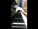 Т9-ода нашей любви)фортепиано