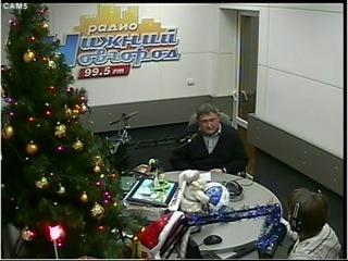 Новогоднее поздравление от лица директора автосалона Ока-Лада