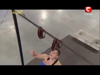 Украина мае талант 5 [2 прямой эфир] Богдан Белов и Дмитри