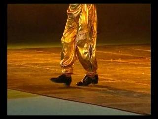 Damir Turebekov - World Champion (tap dance) USA - (18 ударов в секунду)