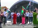 """открытие туркменской диаспора """"Дияр""""лезгинка) (г.Cаратов)"""