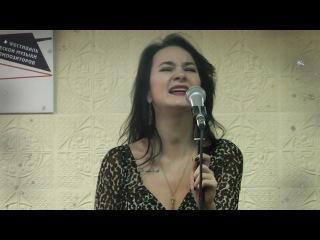 Мыльникова Алёна - Rolling ih the Deep (отчетный концерт декабрь 2012