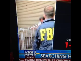 This FBI Agent Did Not Have To Climb That Fence