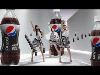Китайская Реклама Pepsi ;) И песня прикольная*