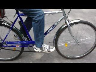 Я буду долго гнать велосипед !!! )