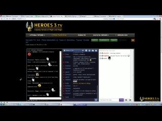 Heroes3.TV: 2x2 - Peka Generation vs. Team-A. Boombox. Турнир