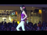 Miss Tiffany's Universe 2013 - Ladyboy Pageant in Pattaya, Thailand - Swimsuit Parade.