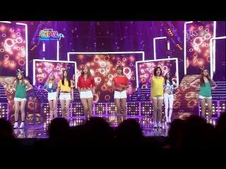 Summer Girls (T-ARA, f(x), SISTAR, After School) - Hot Summer Special  (рус. караоке)