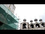 Звон колоколов звонницы Успенского Собора (Ростов-Великий)