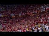 Чемпионат Европы 2012 - Все голы (русский комментарий вживую) (часть 1)