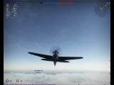 Реалистичные бои, СССР, P40E-1, 1 сбитый TBF