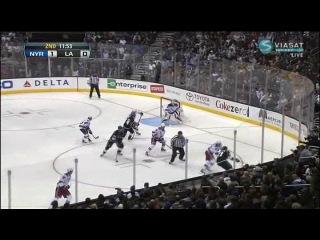 NHL 13/14, RS: New York Rangers vs Los Angeles Kings [07.10.2013]
