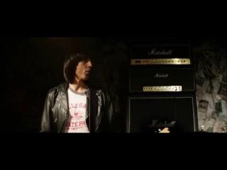 Фрагмент из фильма CBGB 2013 г. Первое появление Ramones в клубе CBGB