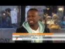 50 Cent рассказал о своей фитнес книге Formula 50 на Today
