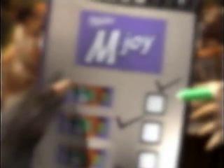 Milka M-joy Werbung 2005