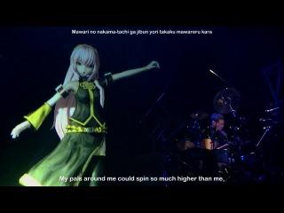[Vocaloid] Megurine Luka - Double Lariat ~ Project DIVA Hatsune Miku Live Solo Concert 2010 HD