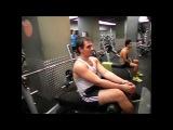 Тренируем грудные мышцы 1.1.
