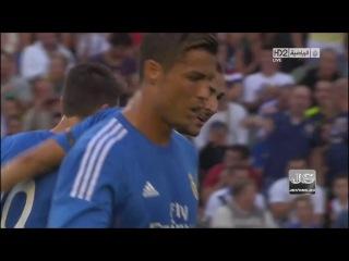 ПСЖ - Реал Мадрид 0:1