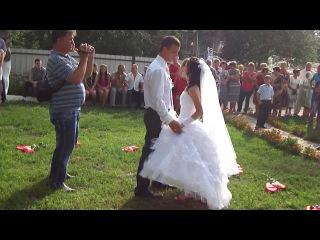 Свадьба Ксюхи і Вадіма)))