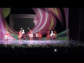 Шабыт 2 тур.Казахский танец