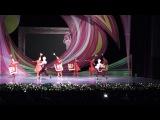 Шабыт 2 тур.Казахский танец Шалкыма музыка:Жайымова,постановщик:Кульбекова