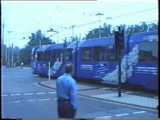 Трамвай Троллейбус  Автобус 3 в 1
