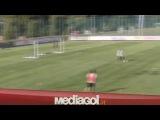 Sanseverino e Dybala in gol in partitella a Sankt Lambrecht - 13-07-2013