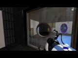 Portal 2 Co-op (с Татьяной) - серия 13 (ФИНАЛ)