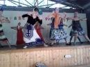Наш совместный танец со 2 отрядом Бурановские бабушки