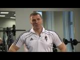 Урок 1-ый. Упражнения для развития мышц спины
