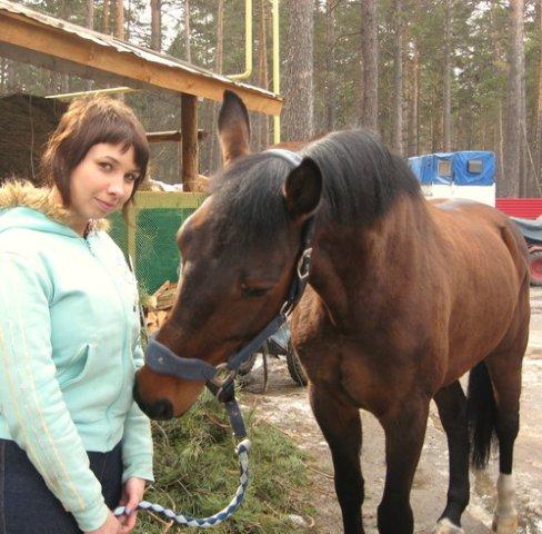 Наше увлечение - лошади - Страница 3 X_ab315e34