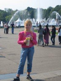 Аня Иванова, 18 июня 1991, Москва, id49629742