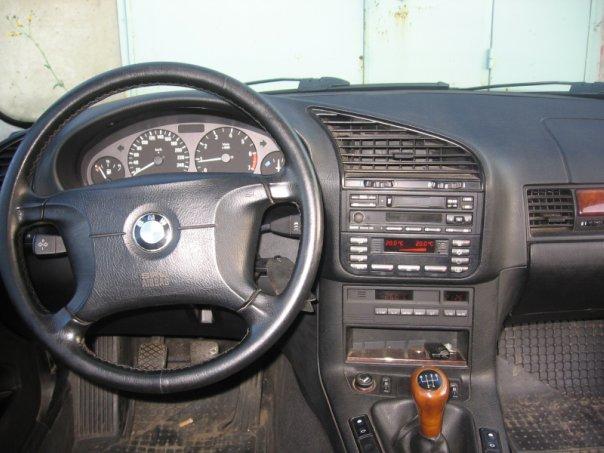 где находится салонный фильтр BMW e36